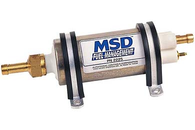 Buick Rainier MSD In-Line Electric Fuel Pump