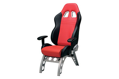 Intro-Tech Automotive PitStop GT Receiver Chair