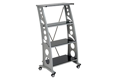 Intro-Tech Automotive PitStop Chicane Bookshelf