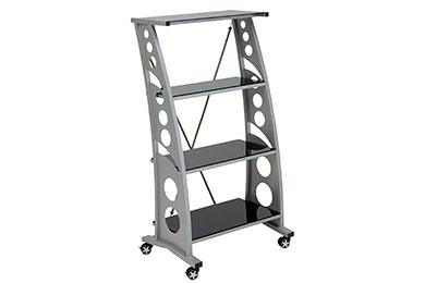 Intro-Tech Automotive PitStop Chicane Bookshelf