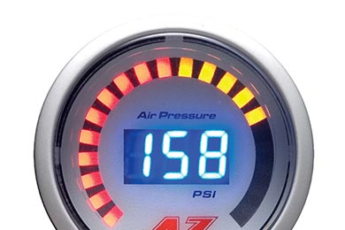 Air Zenith Digital Air Suspension Gauge