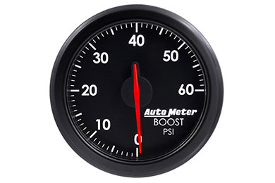 GMC Sierra Autometer AirDrive Gauges