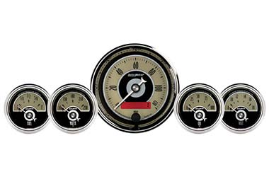 GMC Sierra AutoMeter Cruiser Gauges
