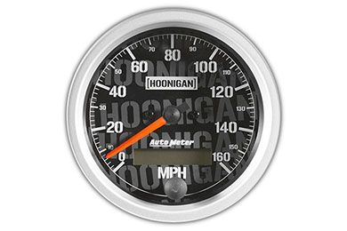 GMC Sierra Autometer Hoonigan Gauges