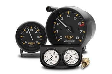 Chevy Camaro AutoMeter Autogage Gauges