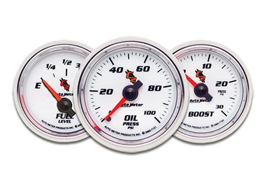 Dodge Dakota AutoMeter C2 Gauges