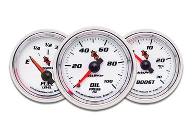 autometer c2 gauges