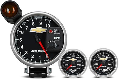 Dodge Dakota AutoMeter COPO Camaro Gauges