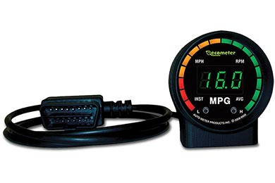 Chevy Corvette AutoMeter Ecometer Gauges
