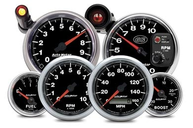 AutoMeter GS Gauges
