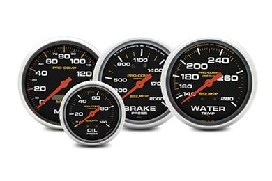 AutoMeter Pro-Comp Gauges