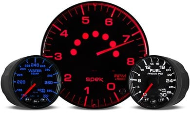 Ford F-150 AutoMeter Spek-Pro Gauges