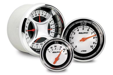 autometer street rod mcx gauges