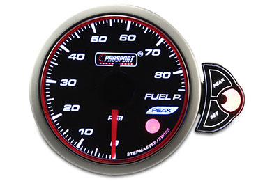 GMC Sierra Prosport Halo Gauges