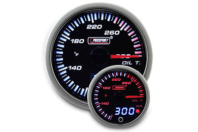 Ford F-150 Prosport JDM Gauges