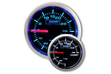 GMC Sierra Prosport Performance Gauges