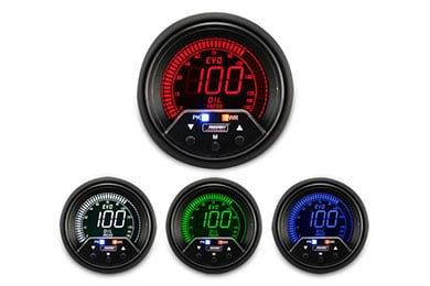Chevy Corvette Prosport Premium EVO Gauges