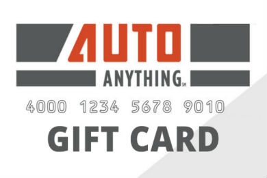 AutoAnything.com Gift Cards