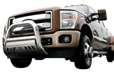 Ford F-250 Aries Big Horn Bull Bar