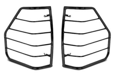 Dodge Ram Black Horse Off Road Tail Light Guards