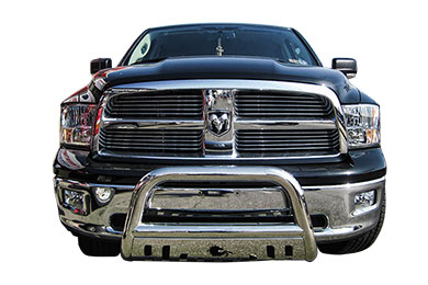 "Black Horse Off Road 3.5"" Oval Bull Bar"
