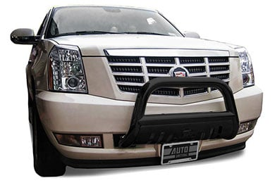 Nissan Frontier Black Horse Off Road Bull Bar