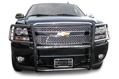 Ford Explorer Black Horse Off Road Grille Guard