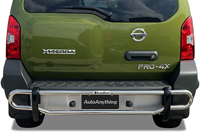 Broadfeet Rear Bumper Guard