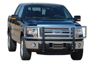 Go Industries Winch System Grille Guard