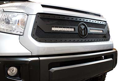 Chevy Suburban ICI Magnum LED Mesh Grille