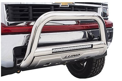 Ford F-350 Lund LED Bull Bars