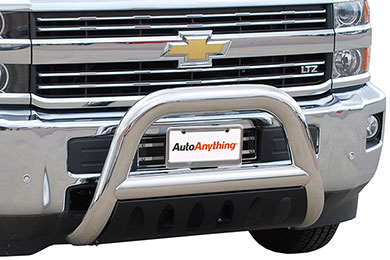 "Ford F-350 Luverne 4"" Oval Bull Bar"