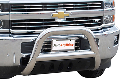 "Ford F-250 Luverne 4"" Oval Bull Bar"