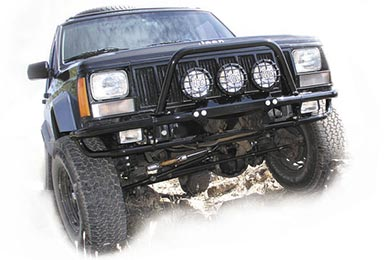 OR-FAB Rock Slider Bumpers