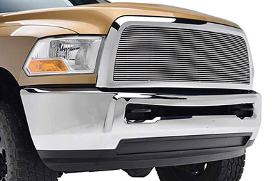 Ford F-250 ProZ Premium Classic Billet Bar Grille