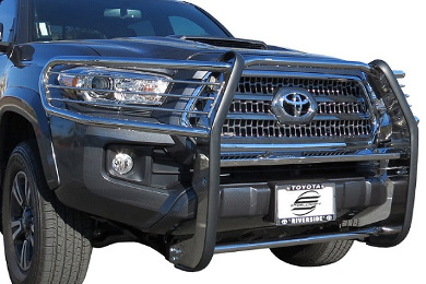 Nissan Titan Steelcraft Grille Guards