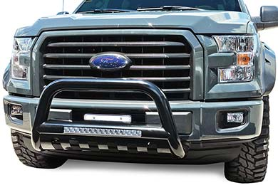 Ford F-250 Steelcraft LED Bull Bar
