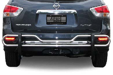 Jeep Grand Cherokee Steelcraft Rear Bumper Guard