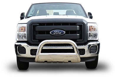 GMC Canyon Steelcraft 3.5 Inch Oval Bull Bar