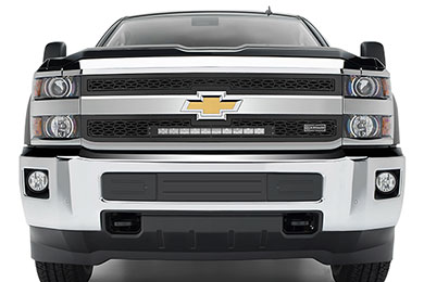 GMC Sierra T-Rex ZROADZ Series LED Light Grille