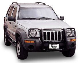 Jeep Liberty Aries Grille Guard