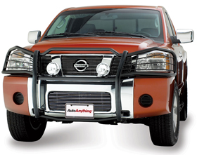 Westin Sportsman 1 Piece Grille Guard