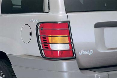 Ford F-350 Westin Tail Light Guard