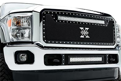 GMC Sierra T-Rex Torch Series LED Light Grille