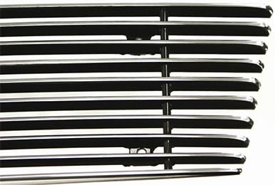 Ford F-350 Carriage Works Billet Grille