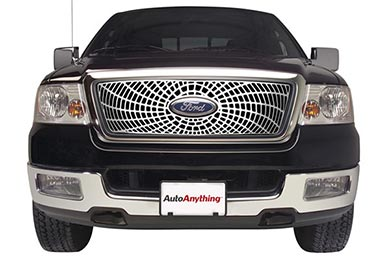 Ford F-150 Putco Liquid Spiderweb Grille
