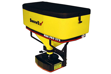 Ford Mustang SnowEx Tailgate Salt Spreaders