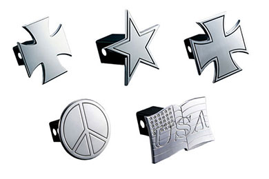 BMW X5 Iconic Hitch Covers by AMI