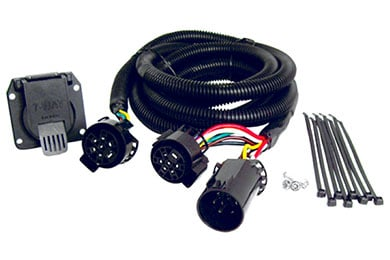 curt 56071 curt fifth wheel gooseneck wiring harness free rh autoanything com