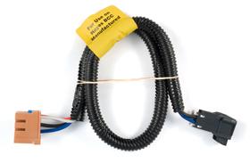 curt brake controller wiring harness I-2134